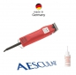Preview: AESCULAP Schermaschine GT104 / Favorita 2 / FAV 2 mit 3,2mm Scherkopf fein.