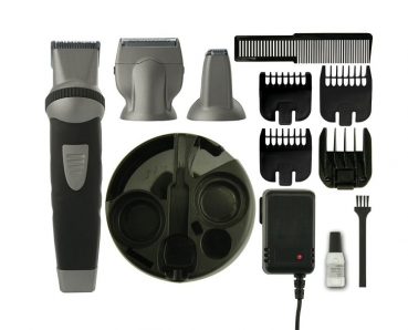 Wahl Groomsman Akku Body Trimmer, 360 Grad Rotationskopf, 42828