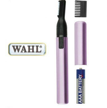 Wahl Micro Finish Haartrimmer/Lady Shaver, Alugehäuse, 42521