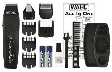 Bartschneider Wahl Groomsman All-In-One Battery,  Grooming Kit. 42491